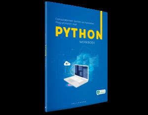 Computationeel denken en handelen – Programmeren met Python